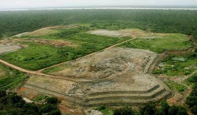 Aterro sanitário de Aurá - PA Projeto de encerramento do vazadouro e implantação do novo aterro