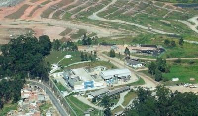 Aterro Sanitário Bandeirantes - Biogás