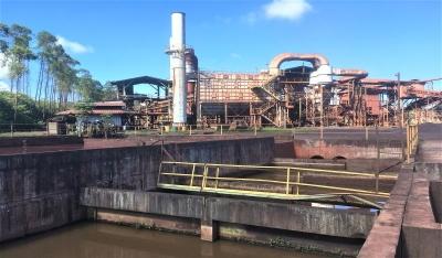 SINOBRAS - SID. NORTE BRASIL Projeto para aterro e depósitos para resíduos industriais Marabá/PA